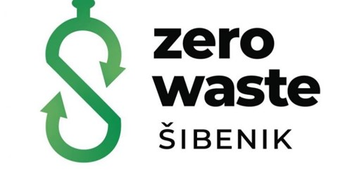 Logo Sibenik Zero Waste City