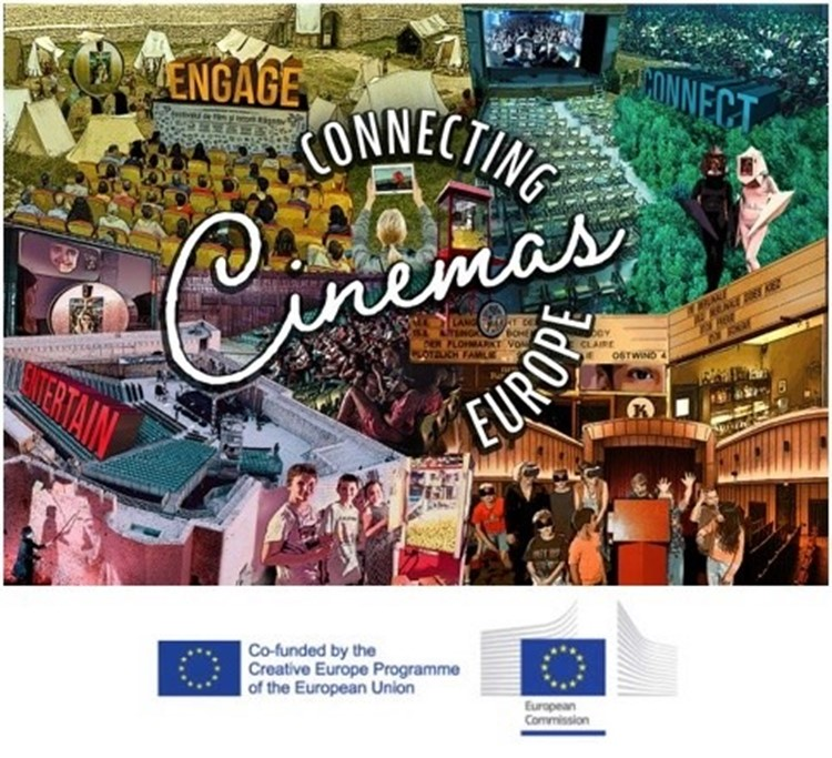 Connecting Cinemas vizual